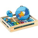 Playtastic Fröhliches Instrumente-Set für kleine Musikanten