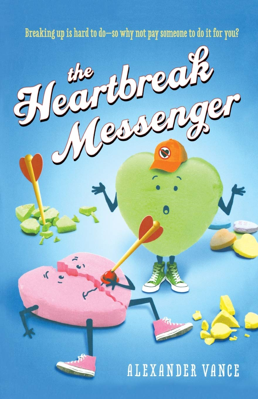 Heartbreak Messenger: VANCE, ALEXANDER: 9781250044167: Amazon.com ...