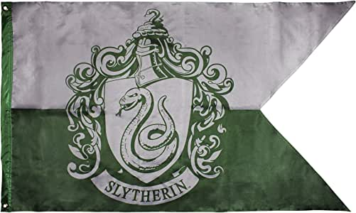 ABYstyle Harry Potter - Bandera de Slytherin (70 x 120 cm