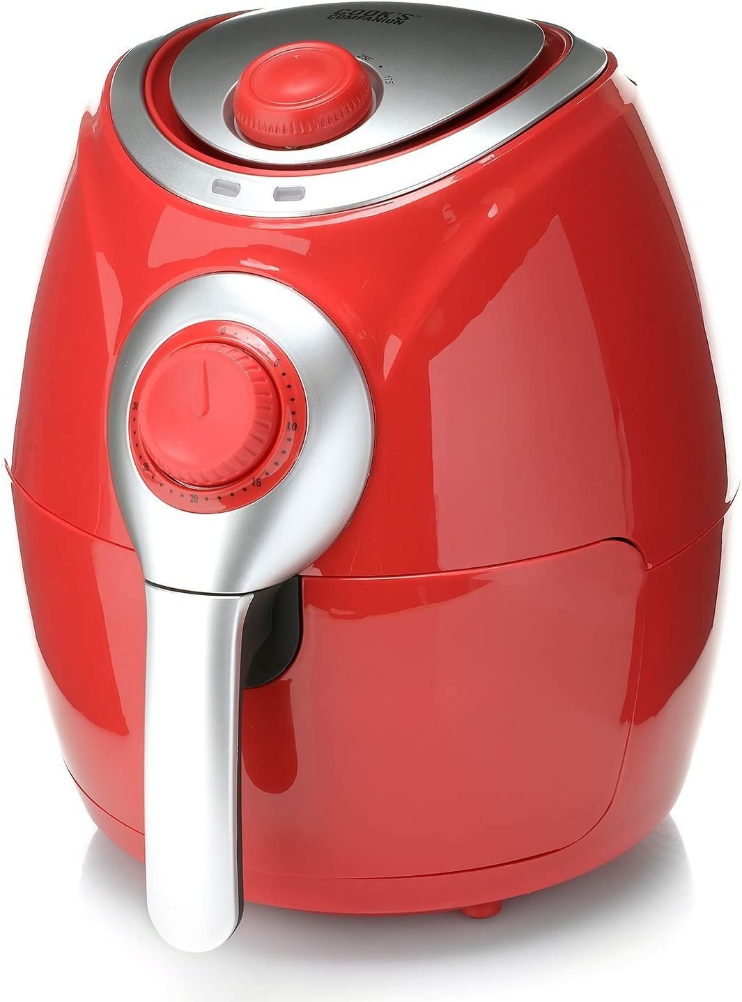 Cook's Companion Air Fryer (Red)