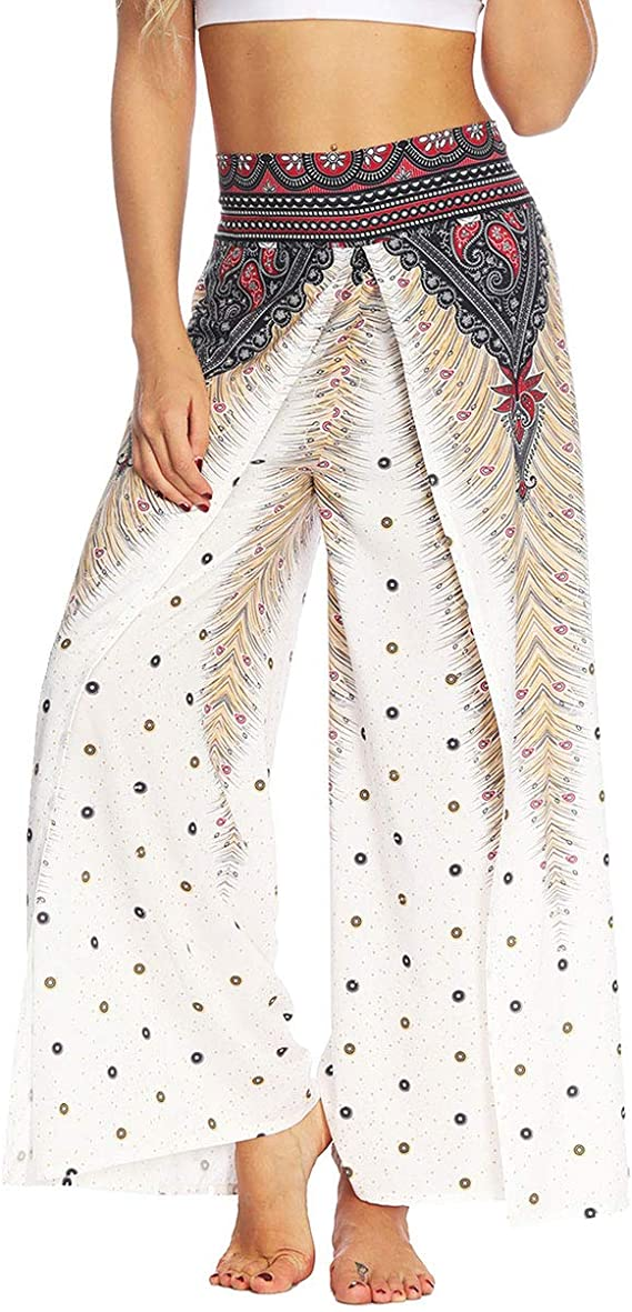 Indian Palazzo Women Hippie Long Pant Printed Gypsy Trouser Palazzo