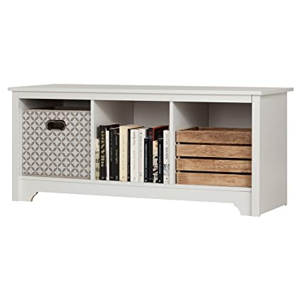 Fabulous Amazon Com 3 Cubbies Entryway Bench Shoe Storage Sturdy Ocoug Best Dining Table And Chair Ideas Images Ocougorg