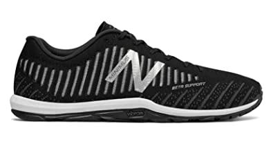 5b17f544918db7 Image Unavailable. Image not available for. Color: New Balance Minimus 20v7  Trainer Shoe - Men's Cross Training Black/White
