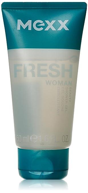 eca4556c600 Mexx Fresh Woman Shower Gel 50 ml  Amazon.co.uk  Beauty