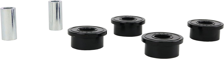 Nolathane REV142.0002 Black Rear Track Bar Bushings