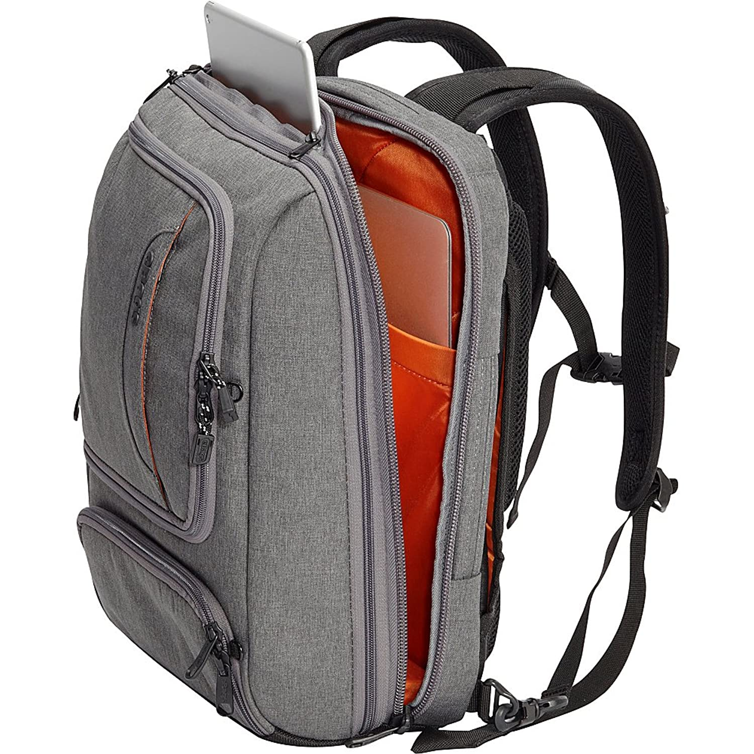 Amazon.com: eBags Professional Slim Junior Laptop Backpack (Solid ...
