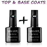 Amazon Best Sellers: Best Nail Top & Base Coats