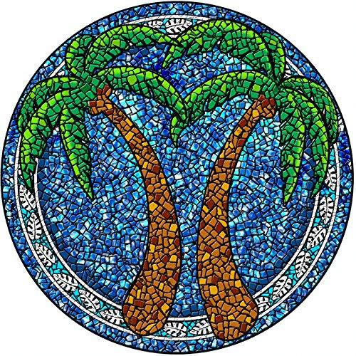 Palm Trees Tile - 7