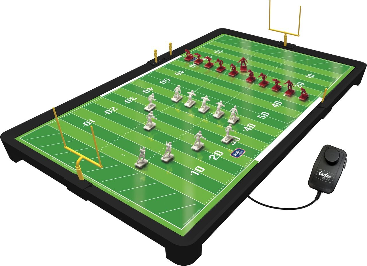 Red zone electric football game amazon for Tudor games coupon code