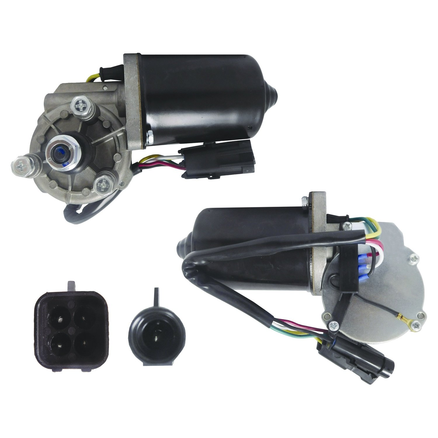 New Wiper Motor For Kenworth (1987-2006), Mack (1994-2010), Western Star (2005-2015), Replaces E-108-010 E108010 by EMS Global Direct