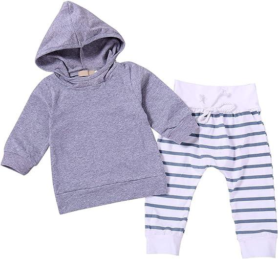 CHIC-CHIC T-shirt B/éb/é Fille en Coton Manches Longues Col Rond Haut Top Motif Imprim/é Doux et Souple Mignon