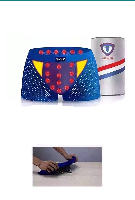 2017 VKWEIKU Men\'s pennis enlargement Underwears Magnetic MicroModal ...
