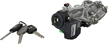 Standard Motor Products US-673 Ignition Switch with Lock Cylinder