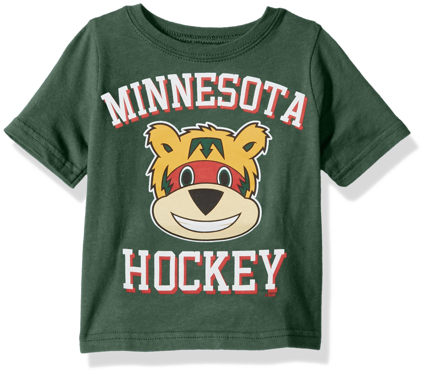 ー品販売  (Minnesota Wild, 24 Months, Hunter) - Months, Wild, NHL Hunter) unisex-child