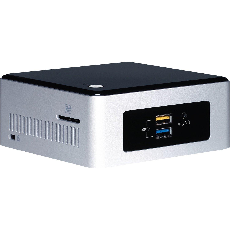Amazon com: Intel NUC Mini PC Kit NUC5PGYH Complete System w
