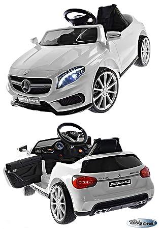 Mercedes GLA 45 AMG Kinder Elektroauto Elektrofahrzeug Kinderfahrzeug USB 12V