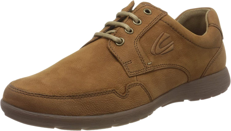 camel active Folk, Zapatos de Cordones Derby para Hombre
