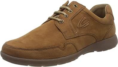 camel active Folk, Zapatos de Cordones Derby Hombre