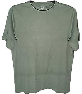 7ac2f394 Kirkland Signature Men's Short Sleeve Peruvian Pima Cotton Crew Neck Tee