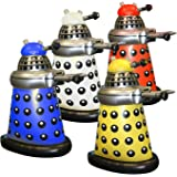 Inflatable Doctor Who Dalek - Over 1m tall - Various Colours Available (Red)