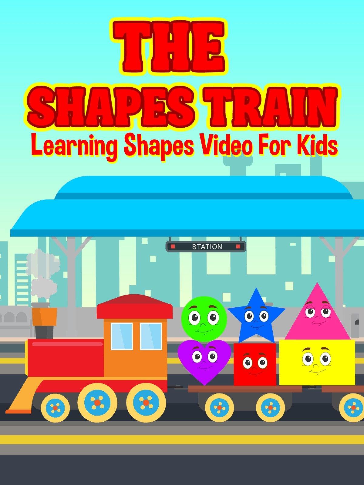 The Shapes Train on Amazon Prime Video UK
