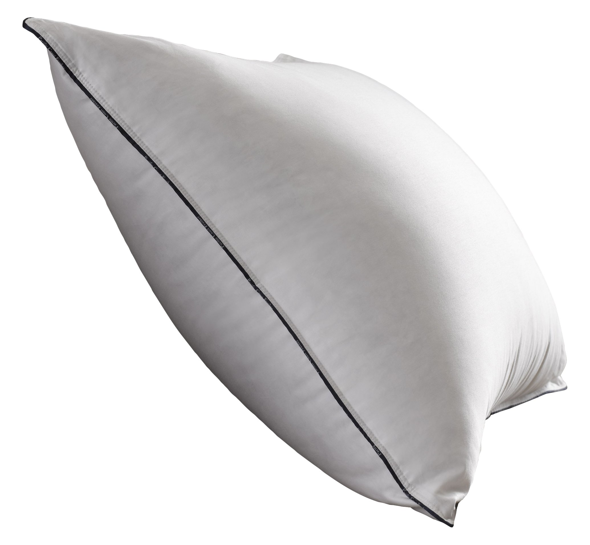 Pacific Coast Feather Around Pacific Coast Double DownAround Down and Feather Pillow with Cotton Cover, Standard, White