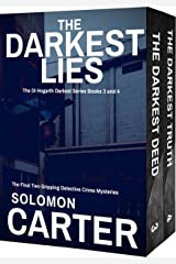 The Darkest Lies: The Final Two Gripping Detective Crime Mysteries: The DI Hogarth Darkest series books 3 & 4 (The DI Hogarth Darkest Series Collection Book 2) Kindle Edition