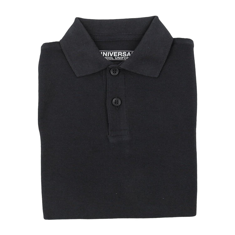 Universal School Uniform Baby Boys Short Sleeve Pique Polo
