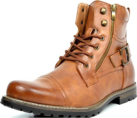 Military Motorcycle Combat Boots