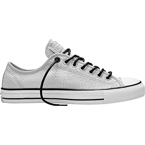 5d3caff444dd Converse Unisex Chuck Taylor All Star Ox Basketball Shoe White Black White  12 D(M) US  Buy Online at Low Prices in India - Amazon.in