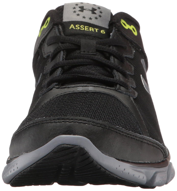 Under Armour Men s UA Freedom Assert 6 Running Shoes