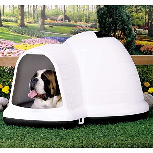 Petmate 25944 Caseta Indigo, 130 cm, 90-125 LB, XL: Amazon.es: Productos para mascotas