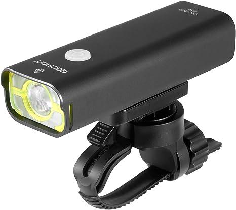 Gaciron V9C800 - Luz delantera bicicleta profesional - 800 lumenes ...