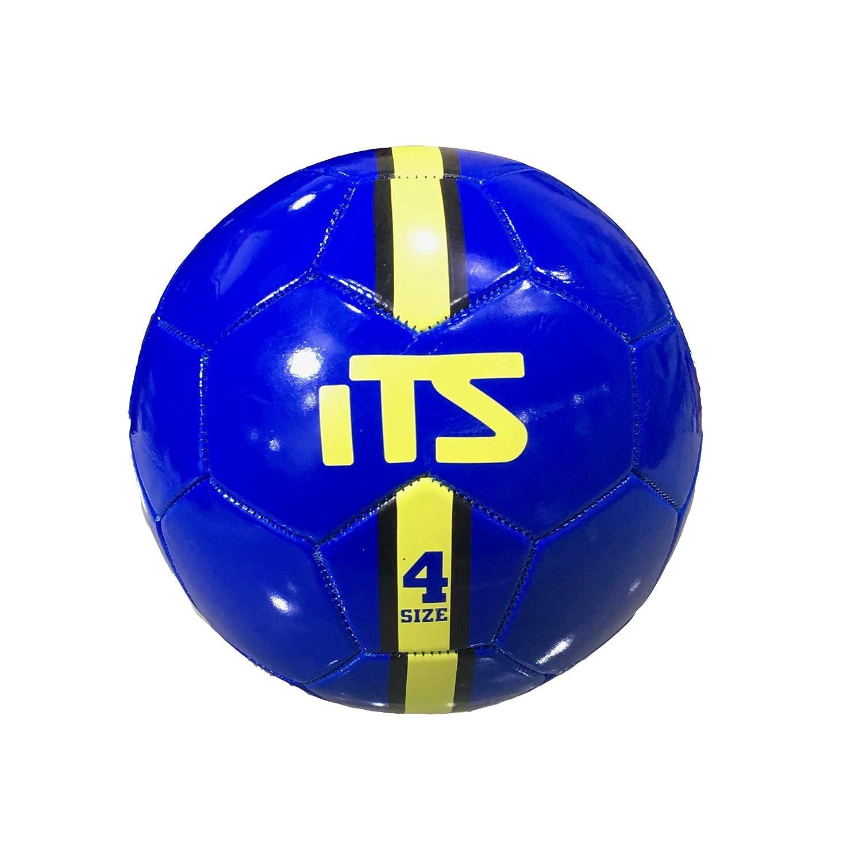 Sportime balón Its Azul Talla 4: Amazon.es: Deportes y aire libre