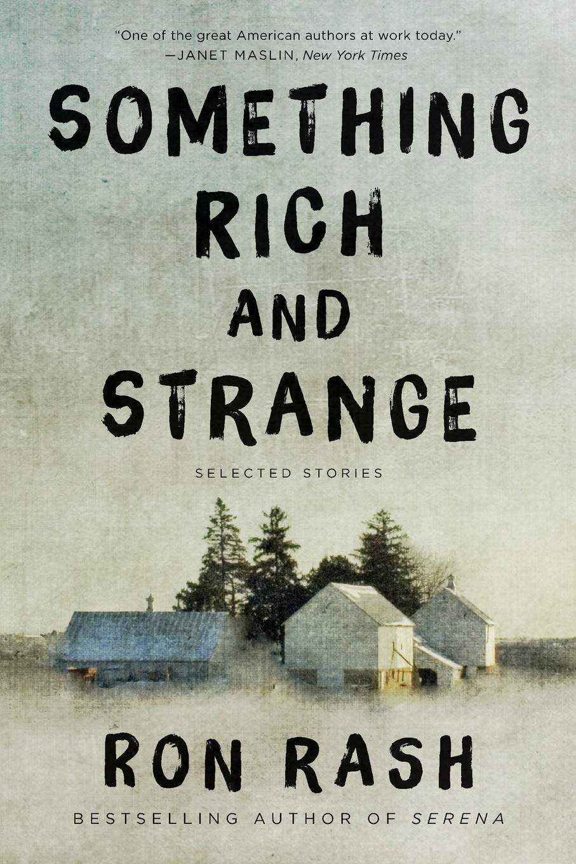 Something Rich and Strange: Selected Stories: Amazon.es: Rash ...