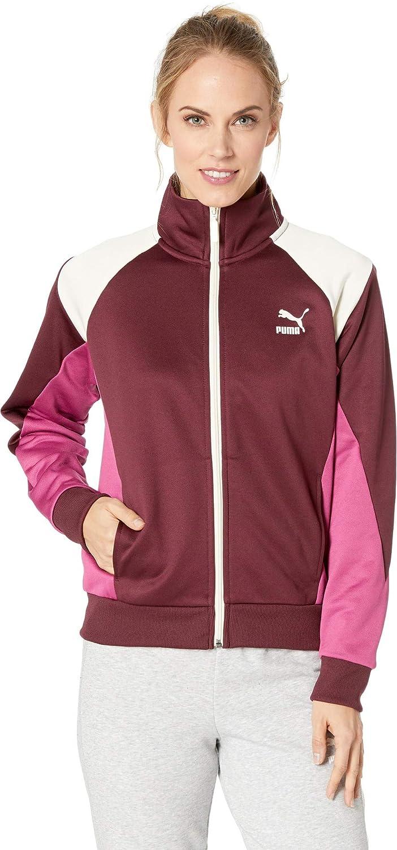 9ee1957db6f3 PUMA Women s Retro Track Jacket at Amazon Women s Clothing store