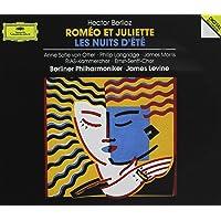 Berlioz-Romeo & Juliette-les Nuits d'Ete-Anne Sofievon Otter -James Levine-Orch.Phil.Berlin