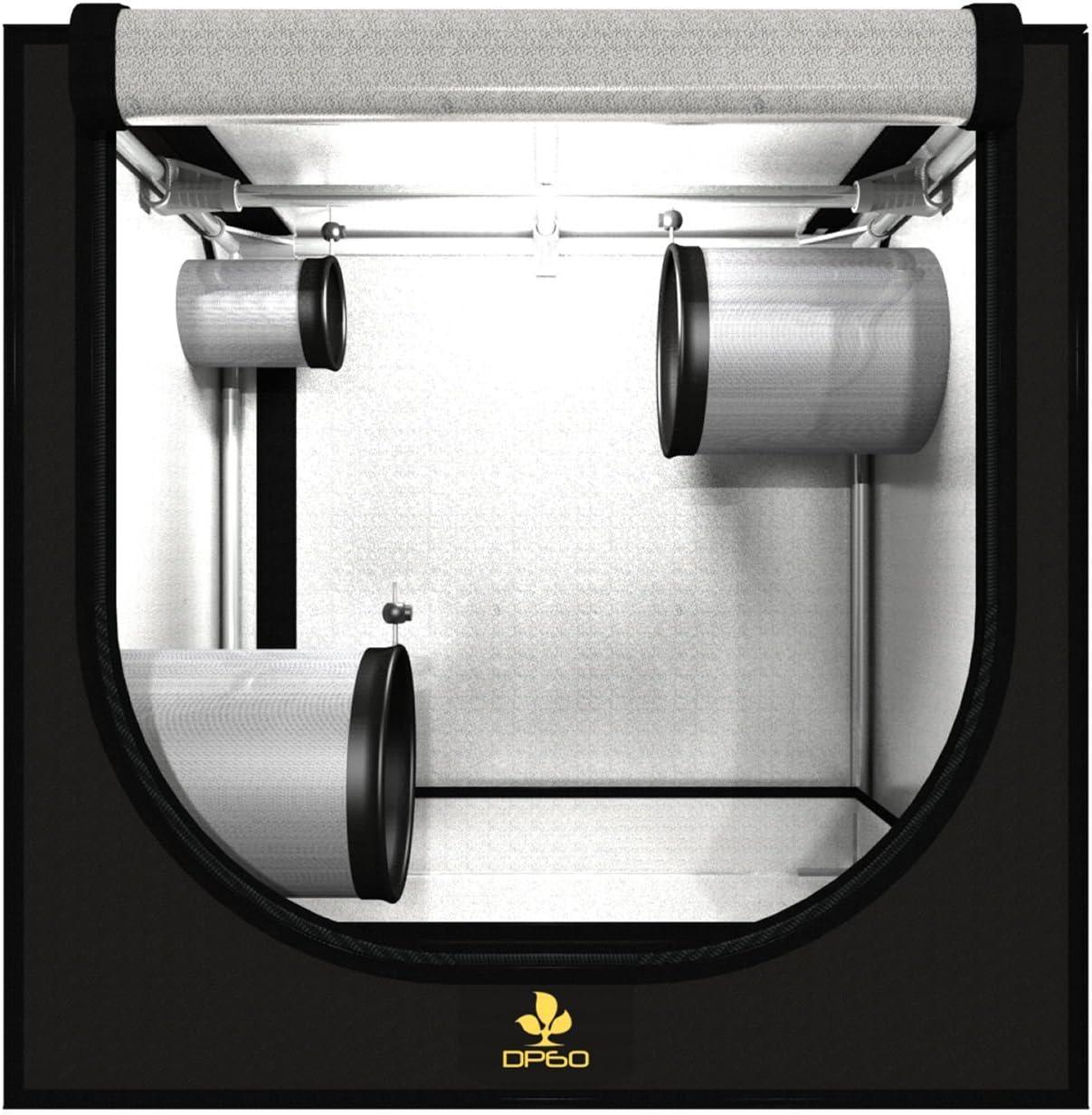 Armario de propagación Secret Jardin Dark Propagator 60X40x60cm (DP60 V2.6)