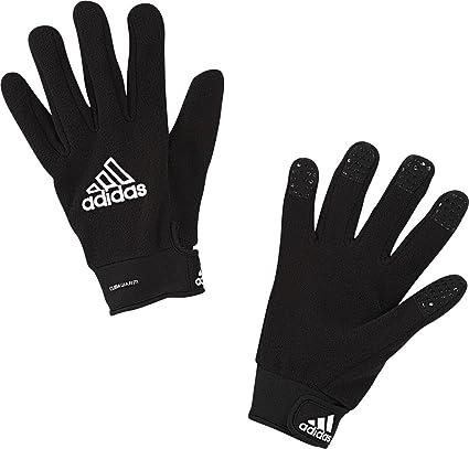 Caballero amable lanzador Apoyarse  Amazon.com : adidas Performance Field Player Fleece Glove : Sports &  Outdoors