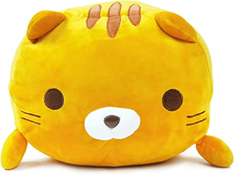Mikemura Soft /& Squishy Large Plush YAMANI Japanese Sasurai No Tabineco Mr