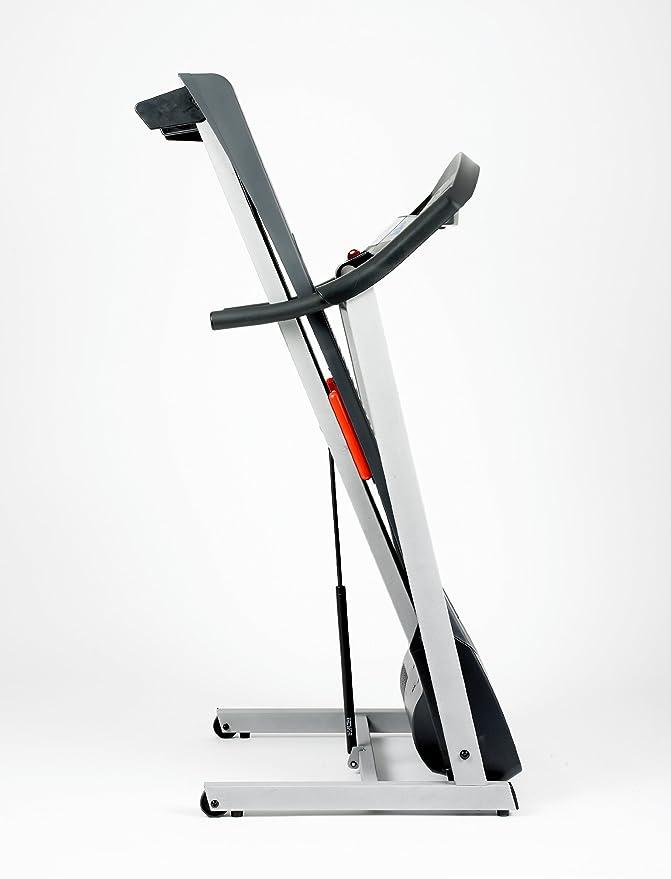 Weslo 16 Treadmill - Black Red Silver, 139X74X163 cm: Amazon.es ...