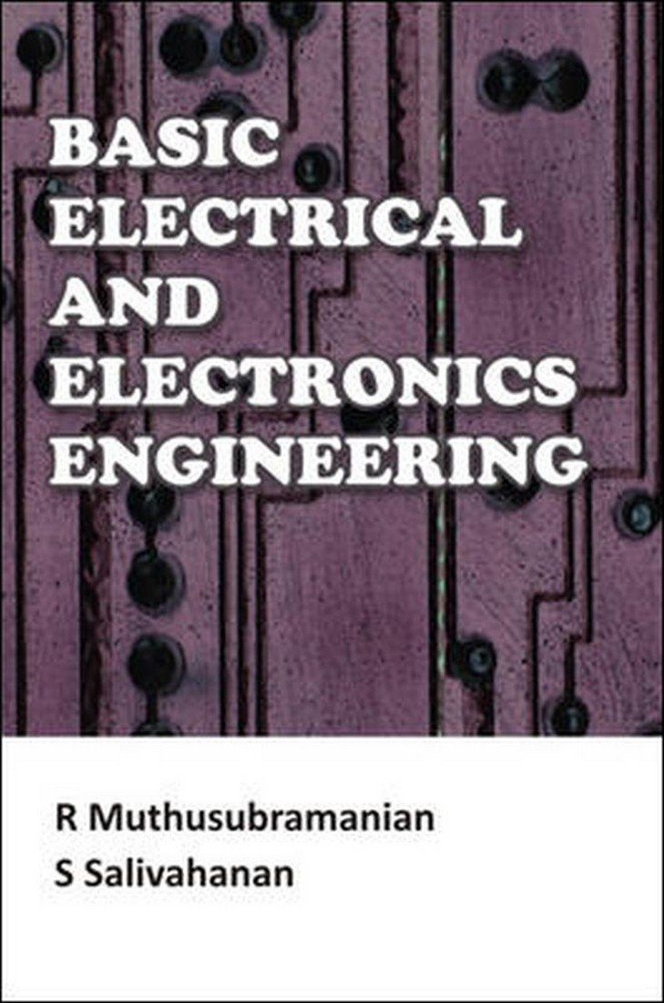 Buy Basic Electrical and Electronics Engineering Book Online