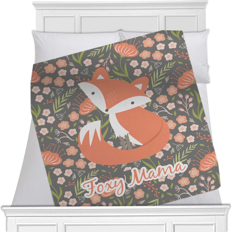 Foxy Mama Blanket Approx. 80