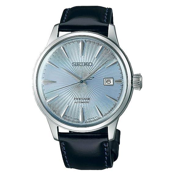 Seiko Reloj los Hombres Presage Automática new Cocktail Time SRPB43J1: Amazon.es: Relojes
