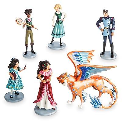 Disney Elena of Avalor Figure Play Set: Toys & Games