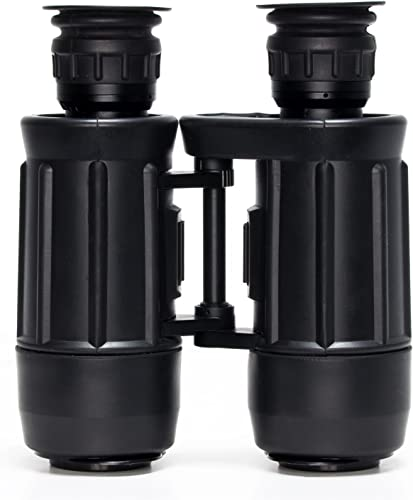 Docter 7×40 B GA Adventure, Roof Prism Binoculars, Individual Focus, Black
