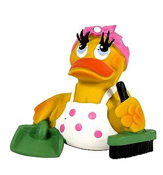 Putzfrau Ja Oder Nein duckshop badeente putzfrau ente quietscheente l 7 5 cm