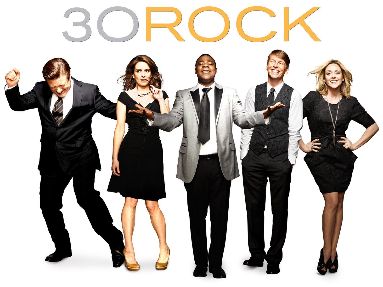 30 Rock Seasons