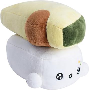 Amazon.com: Cojín japonés de 5.9 in para comida de Sushi ...
