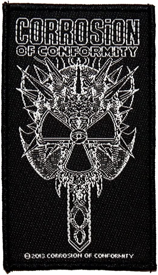 Motorhead Bastards Rock Band Metal Embroidered Iron//Sew on Patch appliqué